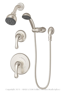Symmons Unity Shower/Hand Shower Trim 6605 -1.5 Trm -Stn (Online $318)