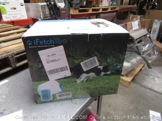 iFetch Automatic Ball Launcher