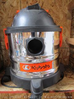 Kubota Shop Vac