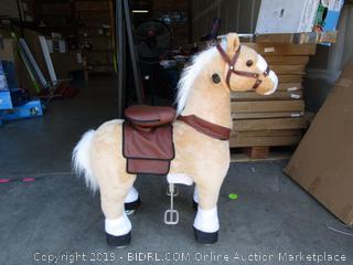 PonyRider Mechanical Horse (retail $200+)