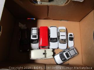 Box Lot Cars