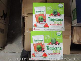 Tropicana Kids Watermelon Pouches