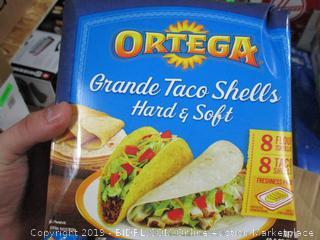 Ortega Grade Taco shells