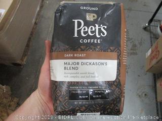 Peet's Coffee Dark Roast Coffee