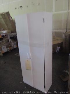 Cabinet Screws missing for door hinge