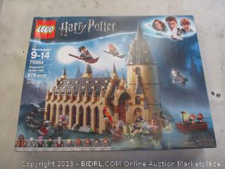LEGO HARRY POTTER HOGWARTS' GREAT HALL (FACTORY SEALED)