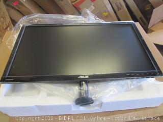 ASUS LCD MONITOR (POWERS ON)