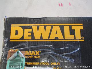 DEWALT HEDGE TRIMMER