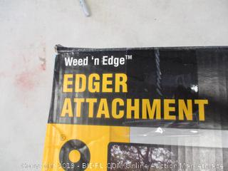 WEED 'N EDGE EDGER ATTACHMENT