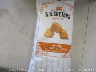 G.H. CRETORS POPPED CARAMEL CORN