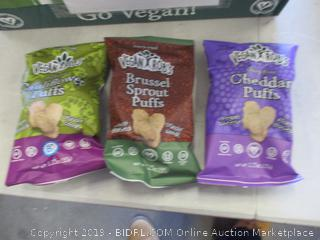 VEGAN ROB'S CHIPS