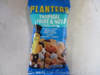 PLANTERS TROPICAL FRUIT & NUT MIX