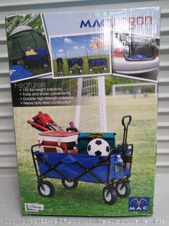 Mac Sports KMWTC Macwagon Foldable Wagon (Online $90.90)