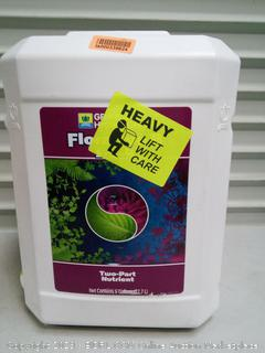 General Hydroponics GH1685 Plant Nutrient, 6 Gallon (online $119)