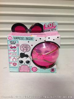 L.O.L. Surprise Biggie Pets Dollmation