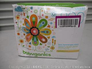 Babyganics Baby Wipes