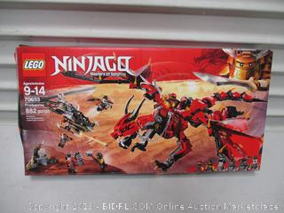 LEGO Ninjago Firstbourne Playset (online $69)