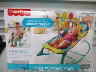 Infant to Toddler Rocker