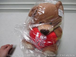 "Aurora World 15"" Endearing Teddy - Large (online $21)"