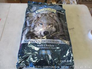 BLUE BUFFALO WILDERNESS ADULT DOG FOOD