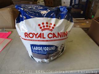 ROYAL CANIN LARGE BREED DOG FOOD