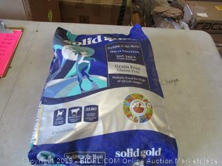 SOLID GOLD HOLISTIC ADULT DOG FOOD