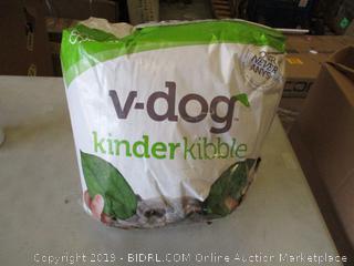 V-DOG KINDER KIBBLE DOG FOOD