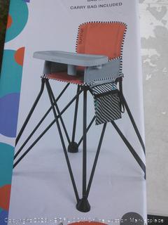 Summer pop 'n Dine Highchair