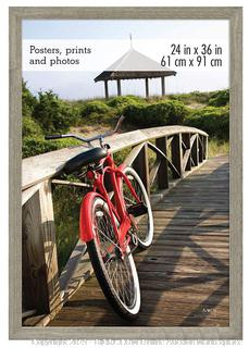 24 x 36 Museum Poster Frame (Online $29.99)