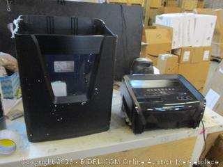 Paper Shredder in box
