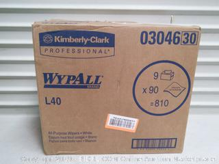 All Purpose Wypall Wipers