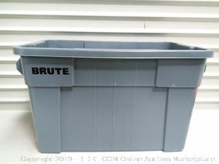 Brute Storage Container, No Lid