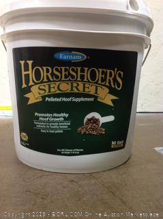 Pelleted Hoof Supplement