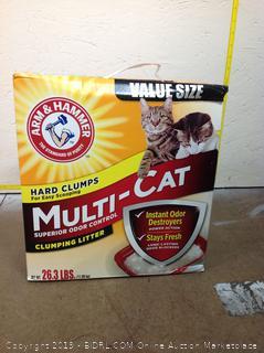 Muti-Cat Litter