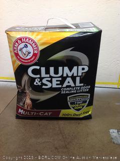 Clump & Seal Muti Cat Litter