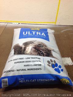 Ultra Cat Litter