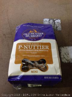 Old Mother Hubbard P-Nutter Dog Biscuits Mini