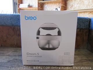 Breo iDream 5 Head & Eye Massager