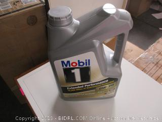 Mobil 1 OW-20 Advanced Full Synthetic Motor Oil