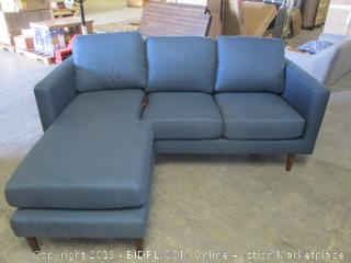 ******UPDATED DESCRIPTION Sofa (COLOR IS GRAY)