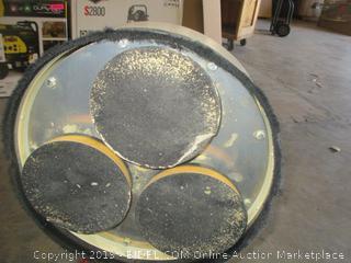 Rust Oleum Floor Sander***** POWERS ON