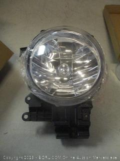 Head lamp assembly