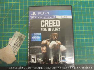 PS4 Creed