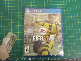 PS4 Fifa 17 sealed
