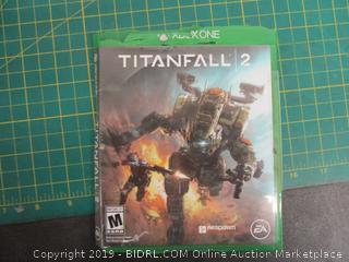 XBOXONE Titanfall 2