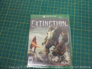 XBOXON E Extinction sealed