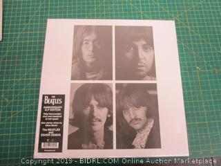 The Beatles Anniversary 4LP Edition