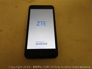 ZTE Mobile Powers on, No Charger