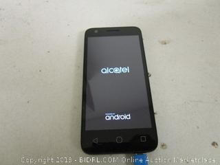 Alcatel Mobil Powers on, No Charger