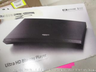 Samsung Ultra HD Bluray Player